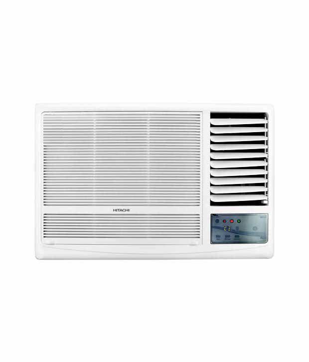 Hitachi 1.5 Ton 2 Star Kaze Plus RAW218KTD Window Air Conditioner