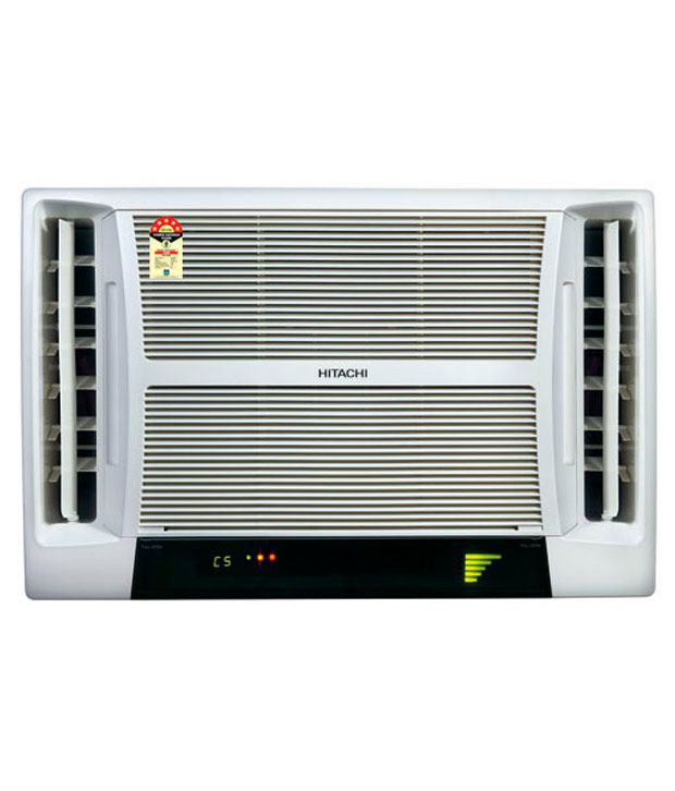 Hitachi 1 ton 5 star rav513htd window air conditioner for 1 ton window a c
