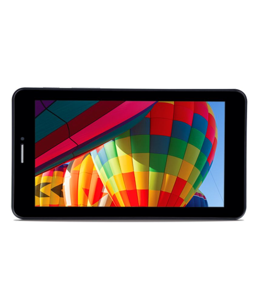 Iball 3G 7271 Hd70 4Gb 3G Calling Tablet