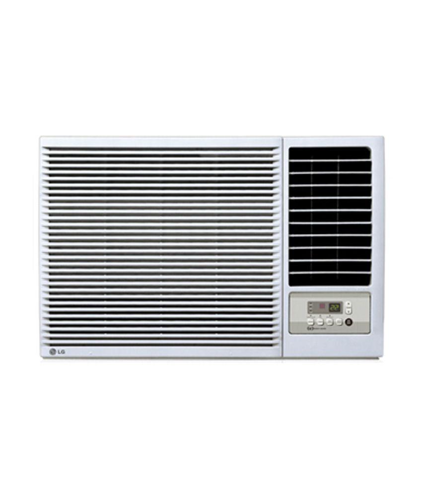 Lg 1 5 ton lwa5cr1f 1 star window air conditioner price in for 1 5 ton ac window