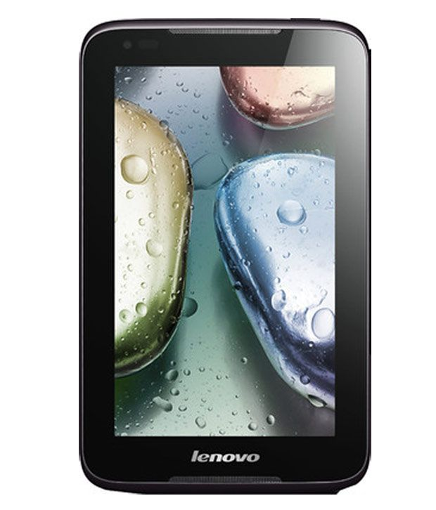 Lenovo Idea A1000 (Wifi Only, Black)