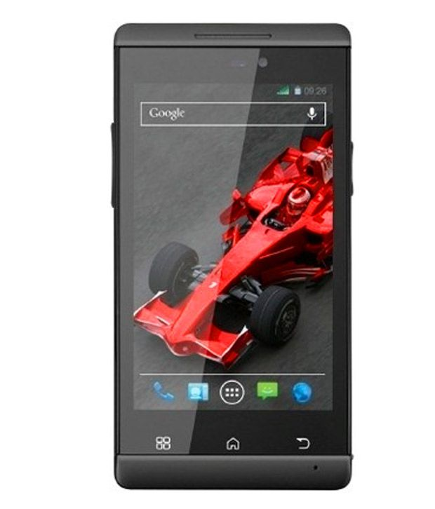 Xolo a500s ips ( 4GB and Below , ) Black