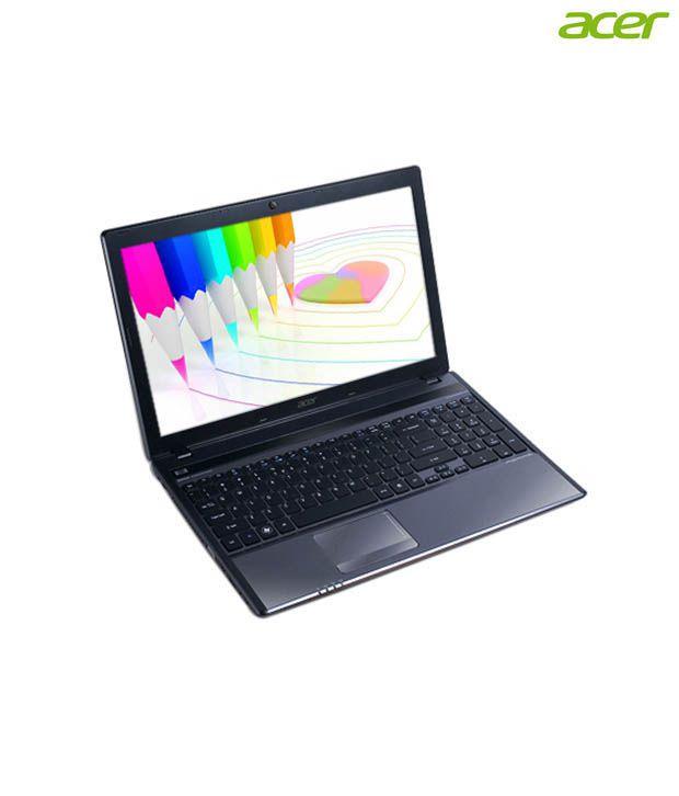 Acer Aspire 5755G Win 7 HB (Black)