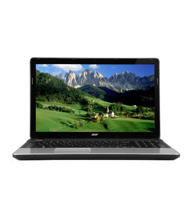 Acer Aspire E1-571G Laptop (NX.M7CSI.002) (Core i5 3230M- 4GB RAM- 500GB HDD- 39.62cm (15.6)- Linux- 2 GB Graph) (Glossy Black)