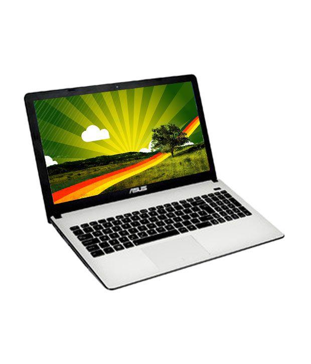 Asus F501A-XX187H Ultrabook (Intel Core 2nd Gen i3-2350M- 4GB- 500GB HDD- 39.62cm (15.6)- Win 8- Intel HD Graphics 3000) (White)