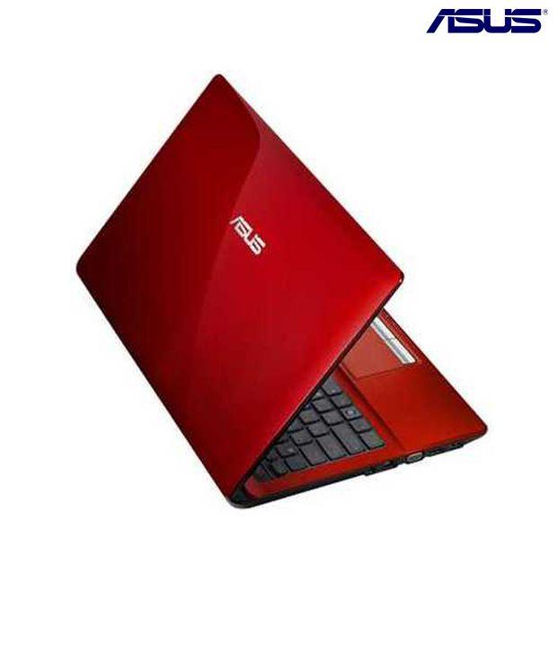 Asus K Series K53SC-SX494R Laptop (Red Metal)