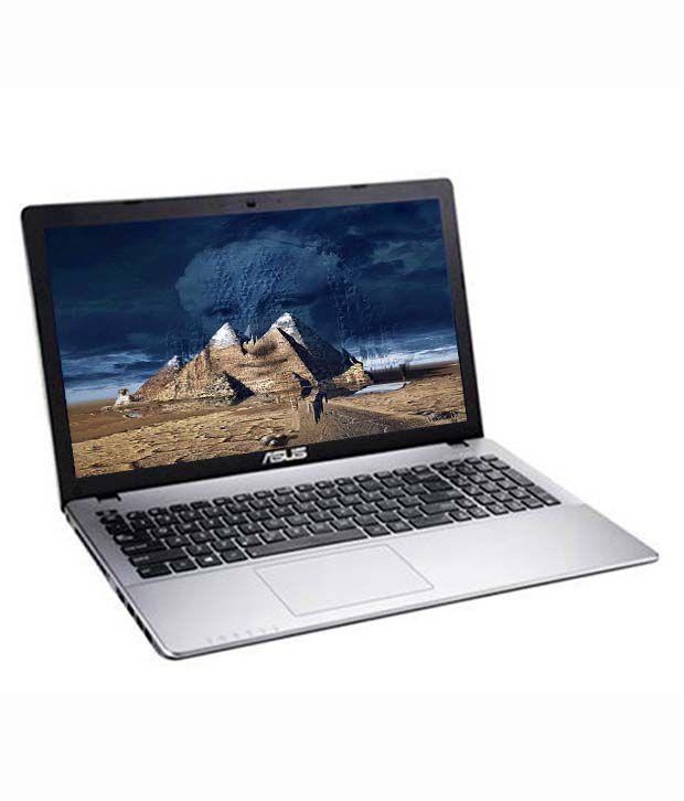 Asus X550CC-CJ650H Laptop (3rd Gen Intel Core i3 3217U- 500GB HDD- 4GB RAM- 39.62cm (15.6)- Win8-2GB Graph) (Dark Grey)