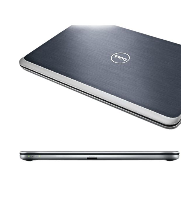 Dell Inspiron 17R N5721 Laptop (3rd GenCore i7-3537U- 8GB RAM- 1 TB HDD- 43.94cm (17.3)- Win 8- 2GB ATI HD 8730 Graphics) (Metallic Grey)