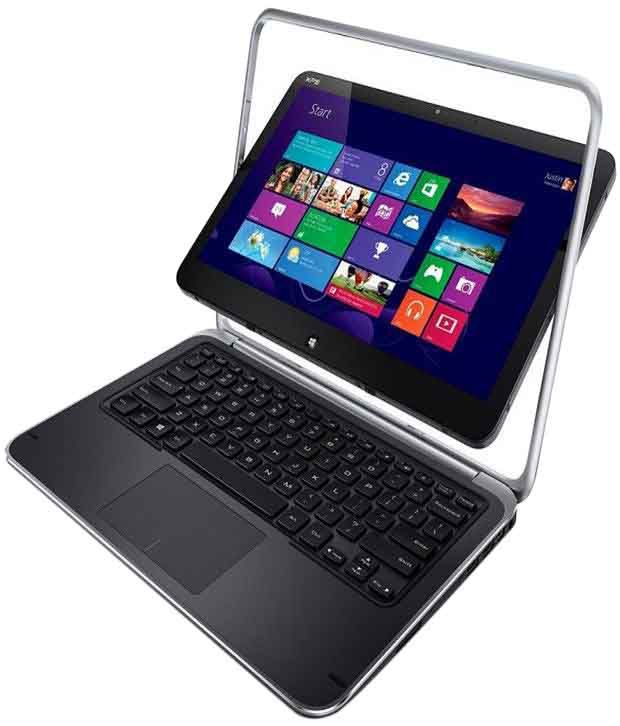 Dell XPS XPS12  Laptop (Intel Core i5 4 GB Windows 8)