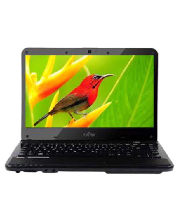 Fujitsu AH532 Lifebook (Intel Core i3 3110M- 4GB RAM- 500GB HDD- 15.6 Inches- DOS)