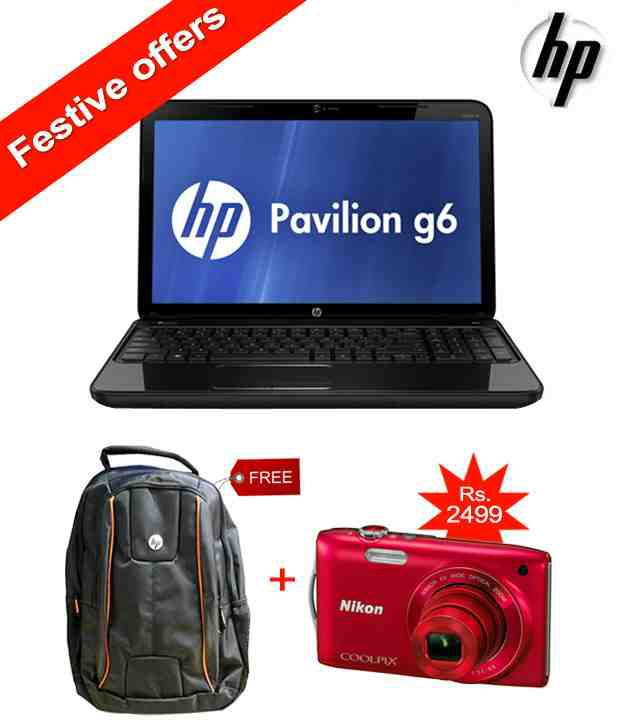 HP Pavilion G6-2103TU Laptop