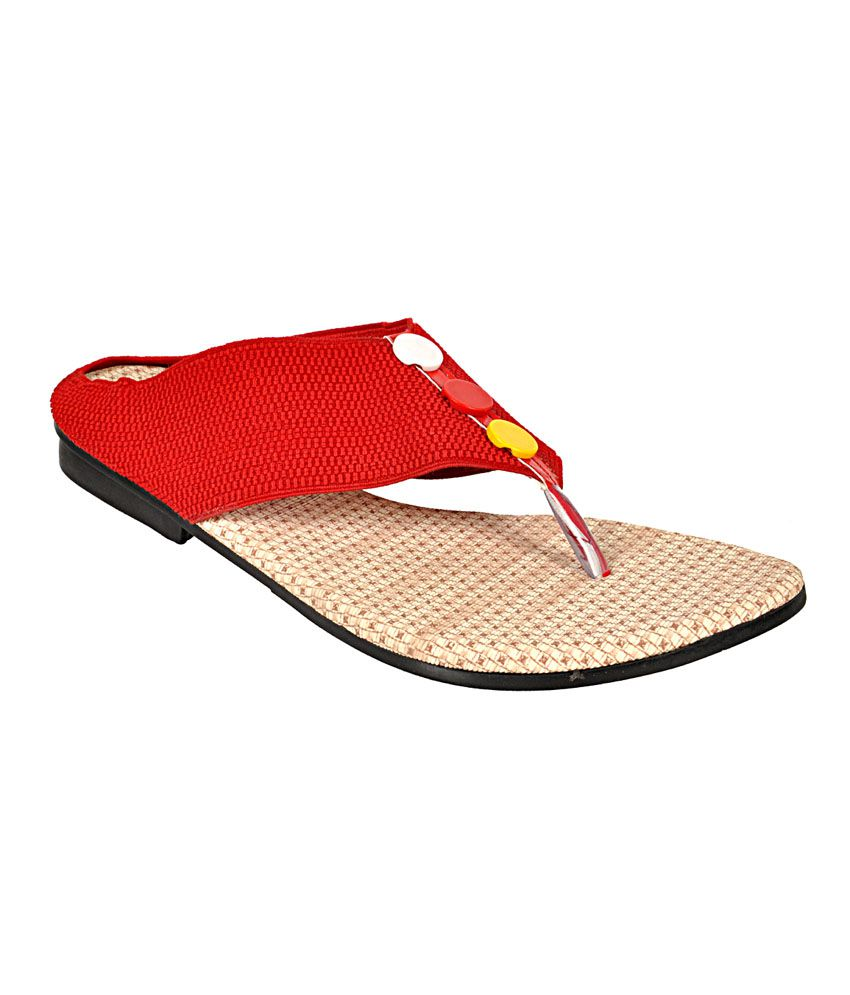 Kewl Instyle Red Flat