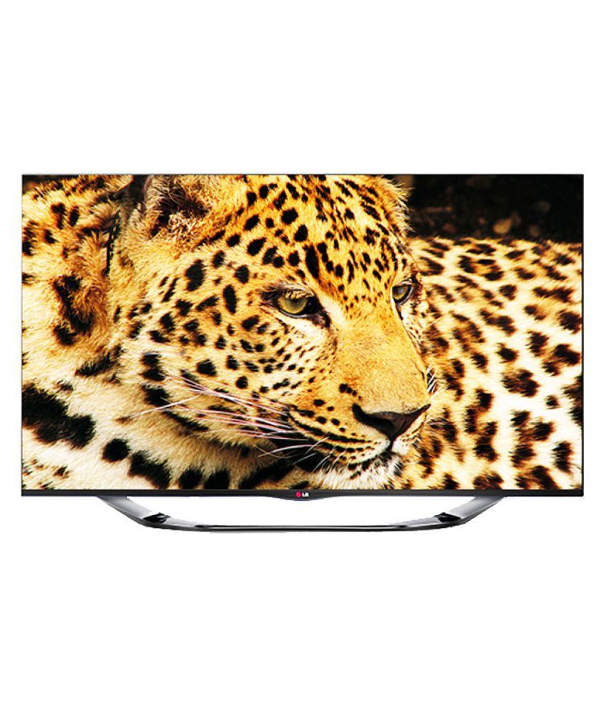 LG 42LA6910 106.68 cm (42) Ultra Slim 3D Smart Full HD LED Television