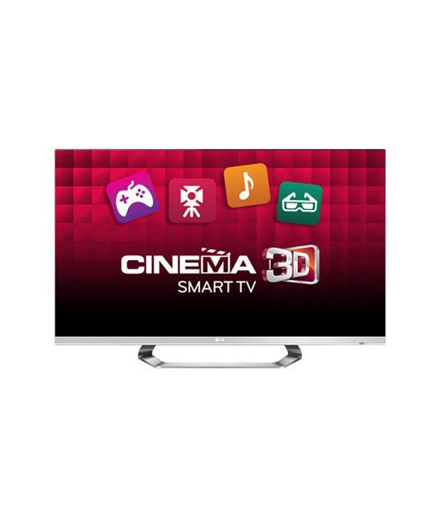 LG 139.7 cm (55) LM6700 Cinema 3D Television