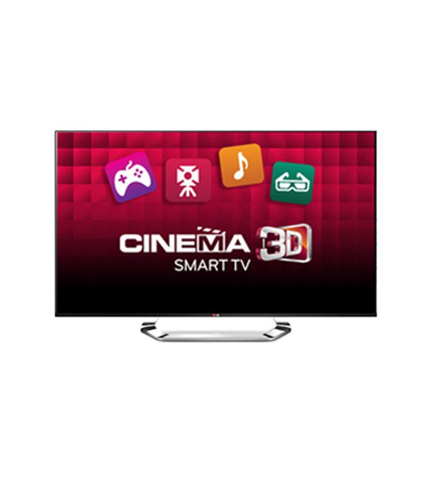LG 55 inches LM9600 Cinema 3D Television