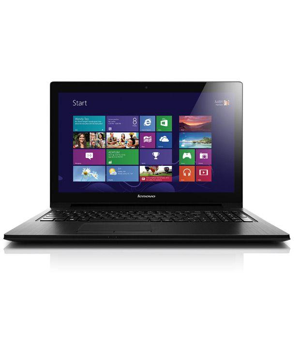 Lenovo G500 59-382993 Laptop (3rd GenCore i3-3120M- 4GB RAM- 1TB HDD- 39.62cm (15.6) Screen- Win 8- 1GB NVIDIA GeForce Graphics) (Black)