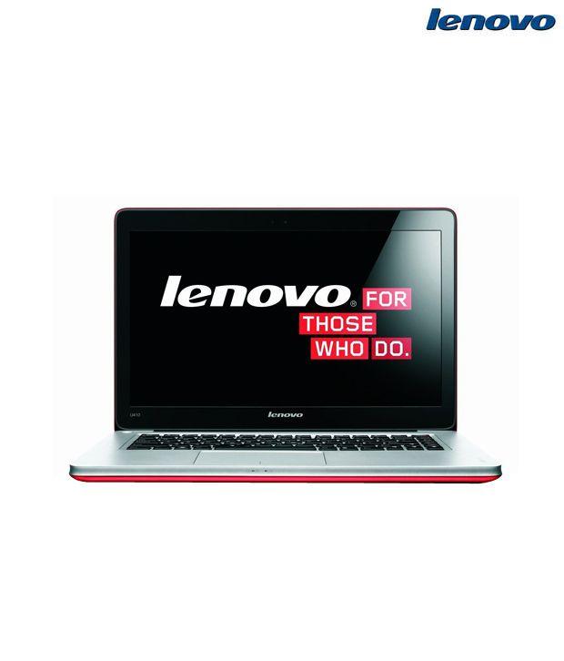 Lenovo Ideapad U410 (59-342779) Ultrabook (3rd Gen Ci5/ 4GB/ 500GB + 24GB SSD/ Win7 HB/ 1GB Graph)(Sapphier Blue)