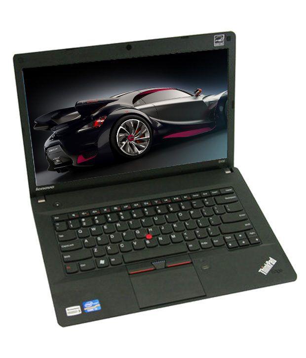 Lenovo Thinkpad E530 (33661G0) Laptop (3rd Generation Intel Core i3-3110M 2GB RAM- 500GB HDD- 39.62cm (15.6)- DOS) (Black)