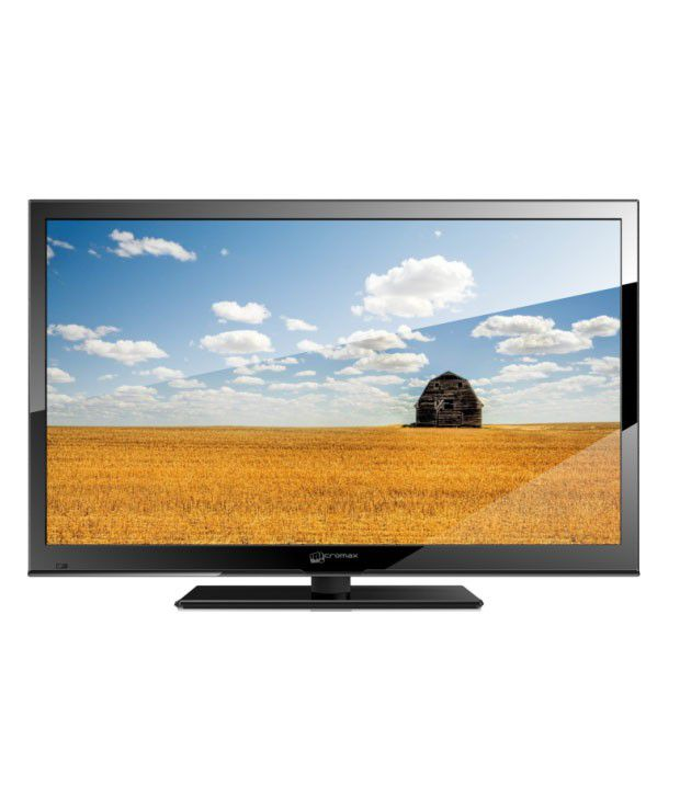 Micromax 32B700 81.28 cm (32) HD Ready DLED LED Television With 1+2 Year Extended Warranty