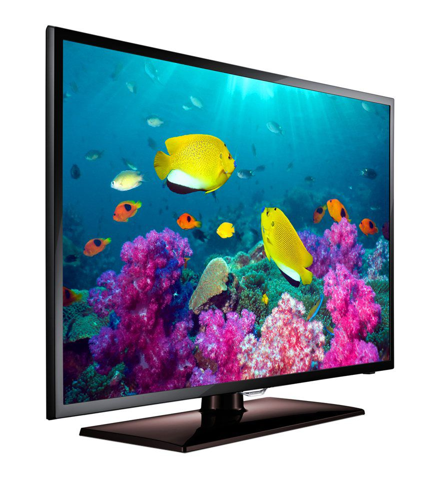 8c42936a1 ... Samsung 32F6400 81 cm (32) 3D Smart Full HD Slim LED Television ...