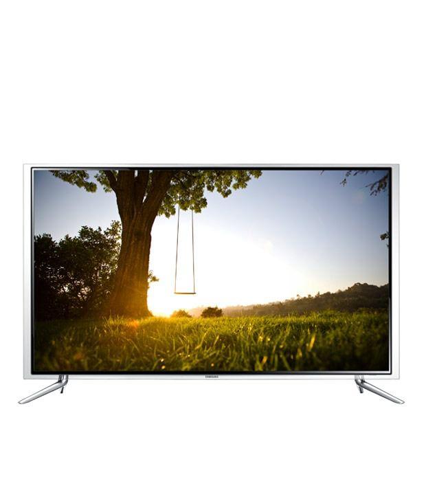 Samsung 50F6800 127 cm (50) Full HD Smart 3D LED Television