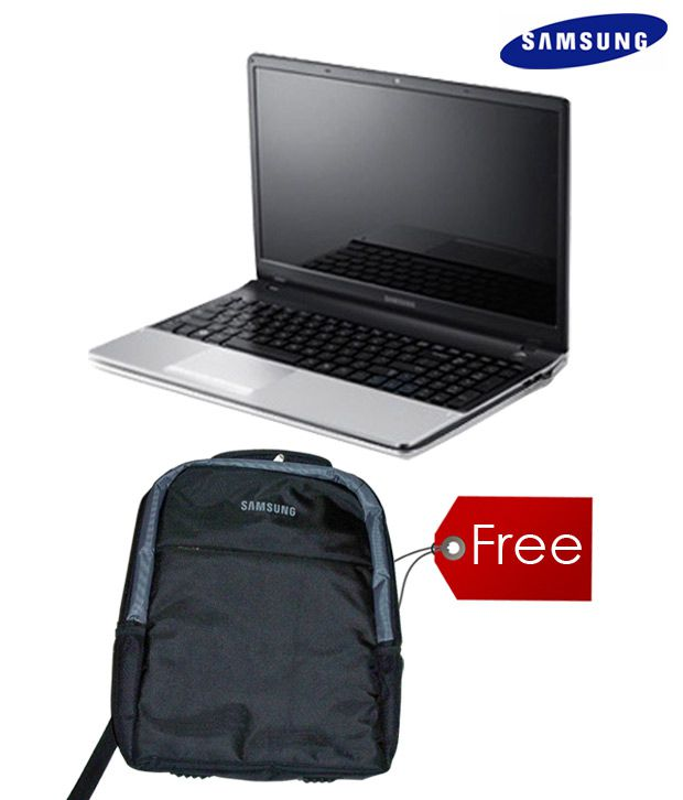 Samsung NP300E5Z-A0JIN Netbook (Silver-Black) (with FREE LOGITECH HEADSET & WIRELESS MOUSE WORTH RS/-1294+FREE HANDBAG)