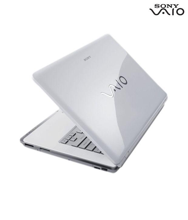Sony VAIO E Series Laptop VPCEG38FN (White)