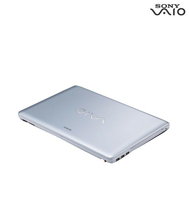 Sony VAIO E Series Laptop VPCEG35EN  (White)