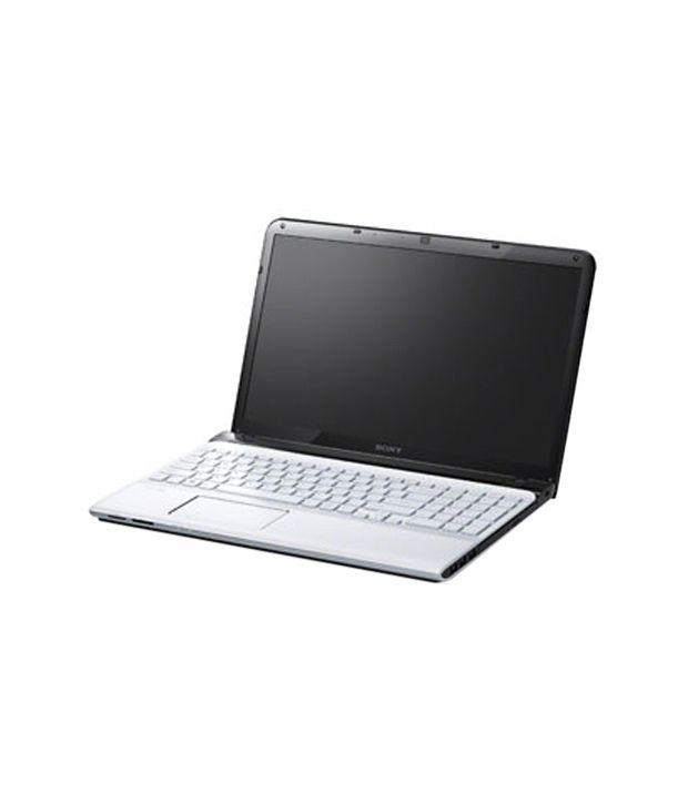 Sony Vaio E15136 Laptop (Intel - 19.3KB