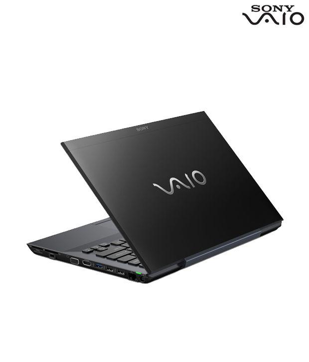 Sony Vaio S Series Laptop Vpcsb37Gg/S-Black