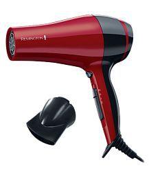 Remington D3080 Hair Dryer Red