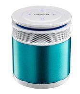 Rapoo Bluetooth Portable Mini Speaker (with Microphone) blue