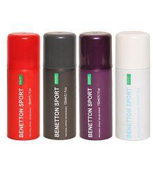UCB Sports Super Combo - Red, Grey, White, Purple 150ml Each