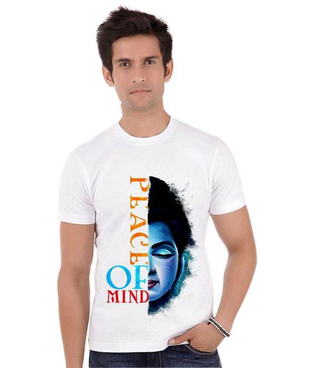 Bluegape Peace Of Mind T-Shirt