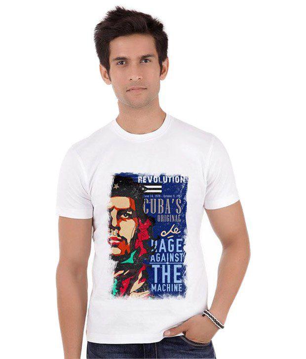 Bluegape Che Guavera Cuba T-Shirt