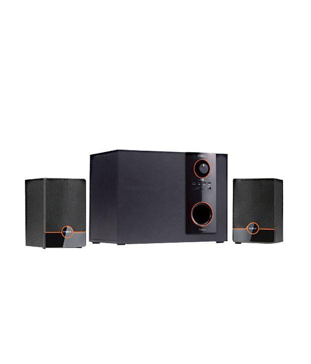 Envent Full Wood  2.1 Speakers