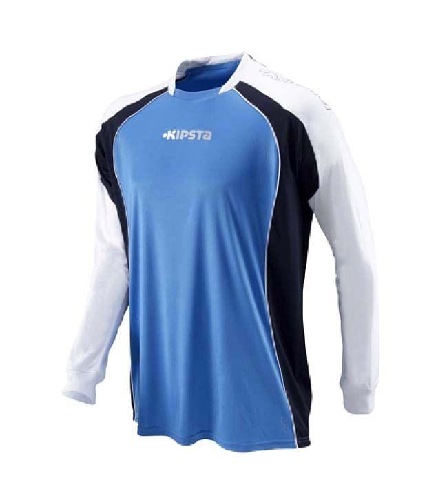 Kipsta F500 Ls Navy Blue Football Apparel 8180839