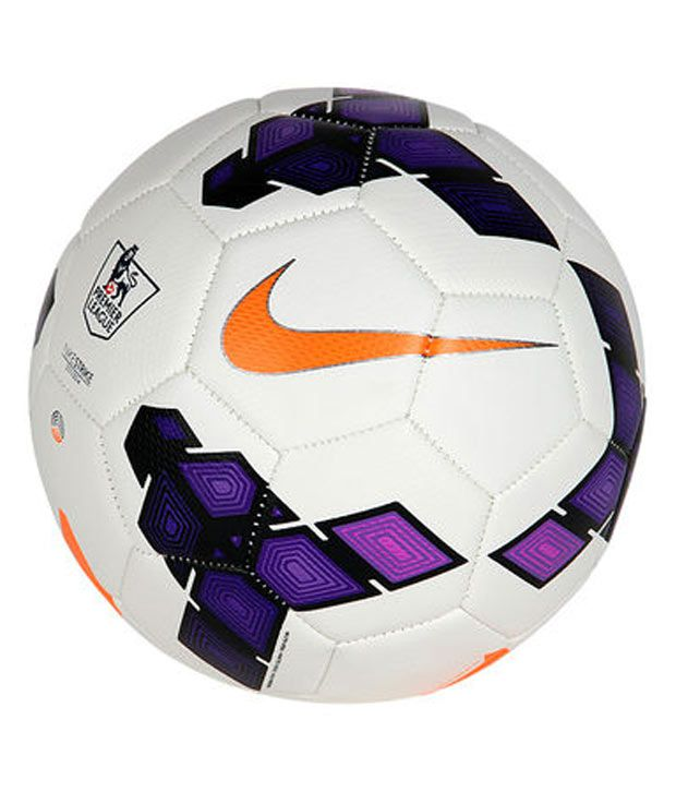 8faa91dea2c1 Nike Strike Premiere League Football   Ball (Size 4)  Buy Online at Best  Price on Snapdeal