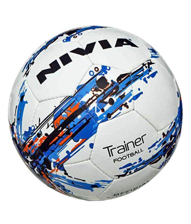 Nivia Trainer Football / Ball Fb 280 Assorted FB 280