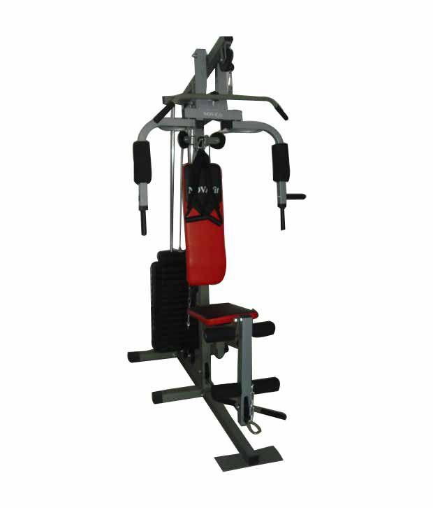 Novafit 1100 hg home gym: buy online at best price on snapdeal