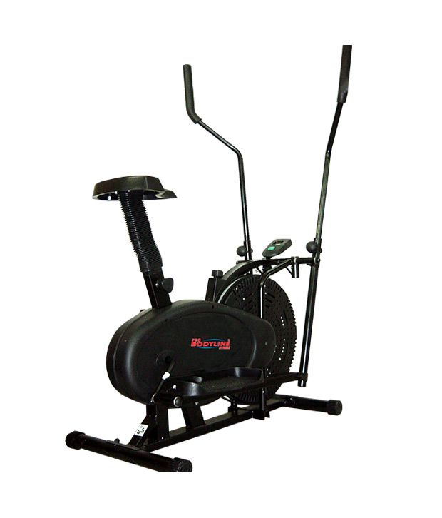 Pro Bodyline Elliptical Exercise Cycle-987A: Buy Online At