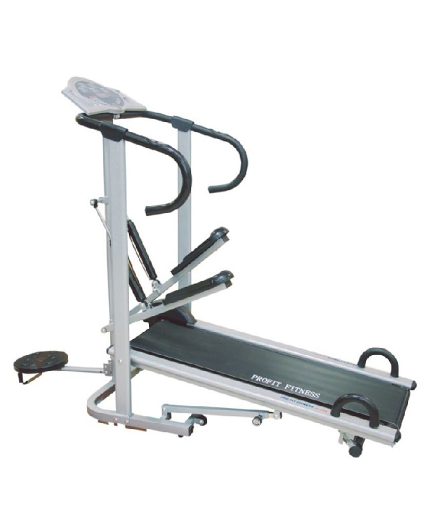 Cybex Treadmill Speed Calibration: Profit J888 Manual Treadmill: Buy Online At Best Price On