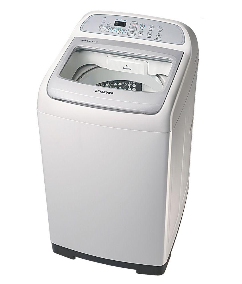 how to work a samsung washing machine