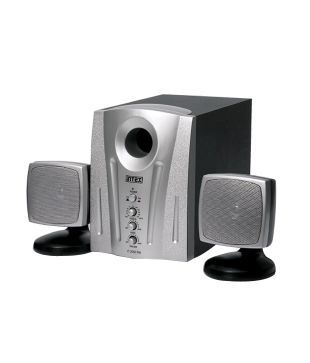 Intex It-2050 2.1 Multimedia Speaker with FM