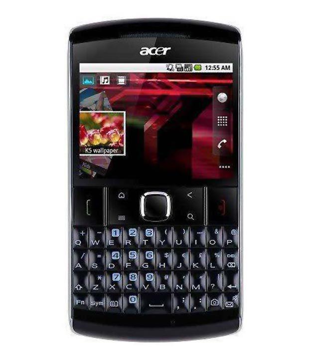 Acer beTouch E210 512MB Black