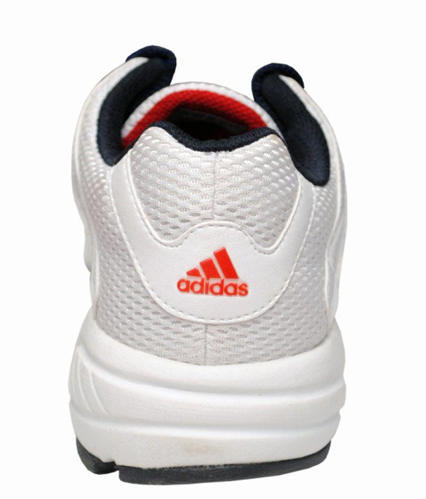 new style e8f61 cfc5f Adidas White Sport Shoes