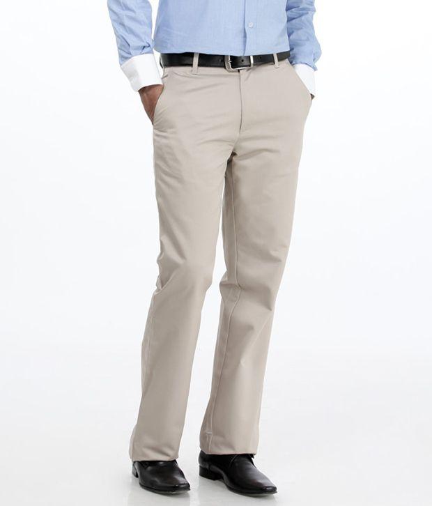 Basics Beige Comfort Semi Formals Flat