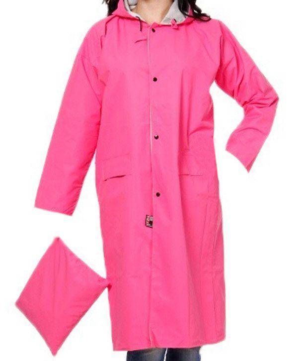 Dora Pink Rainwear For Kids