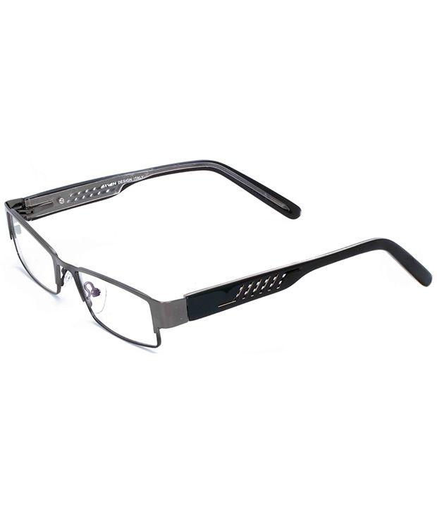 Even Gun Quality Eyeglass Frame