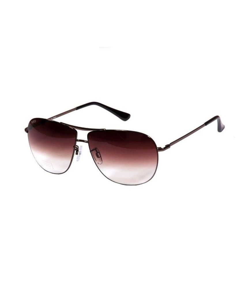 Idee Brown Frame With Brown Glasses